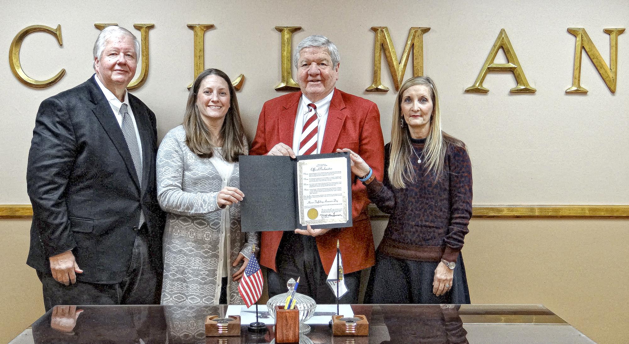 Leanne West/Mayor's Office