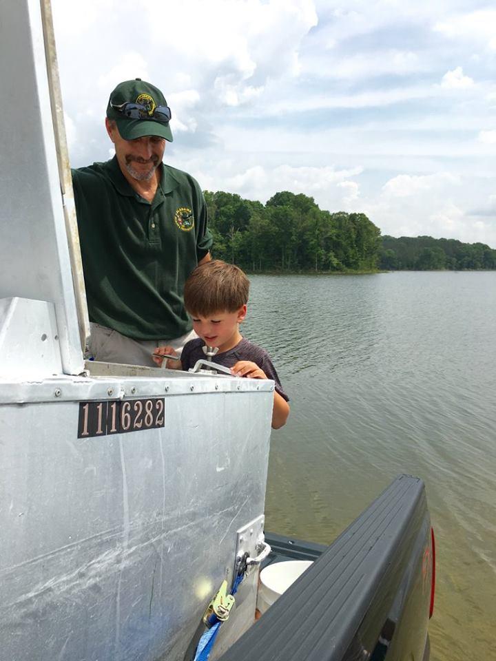 Duck River Reservoir Project