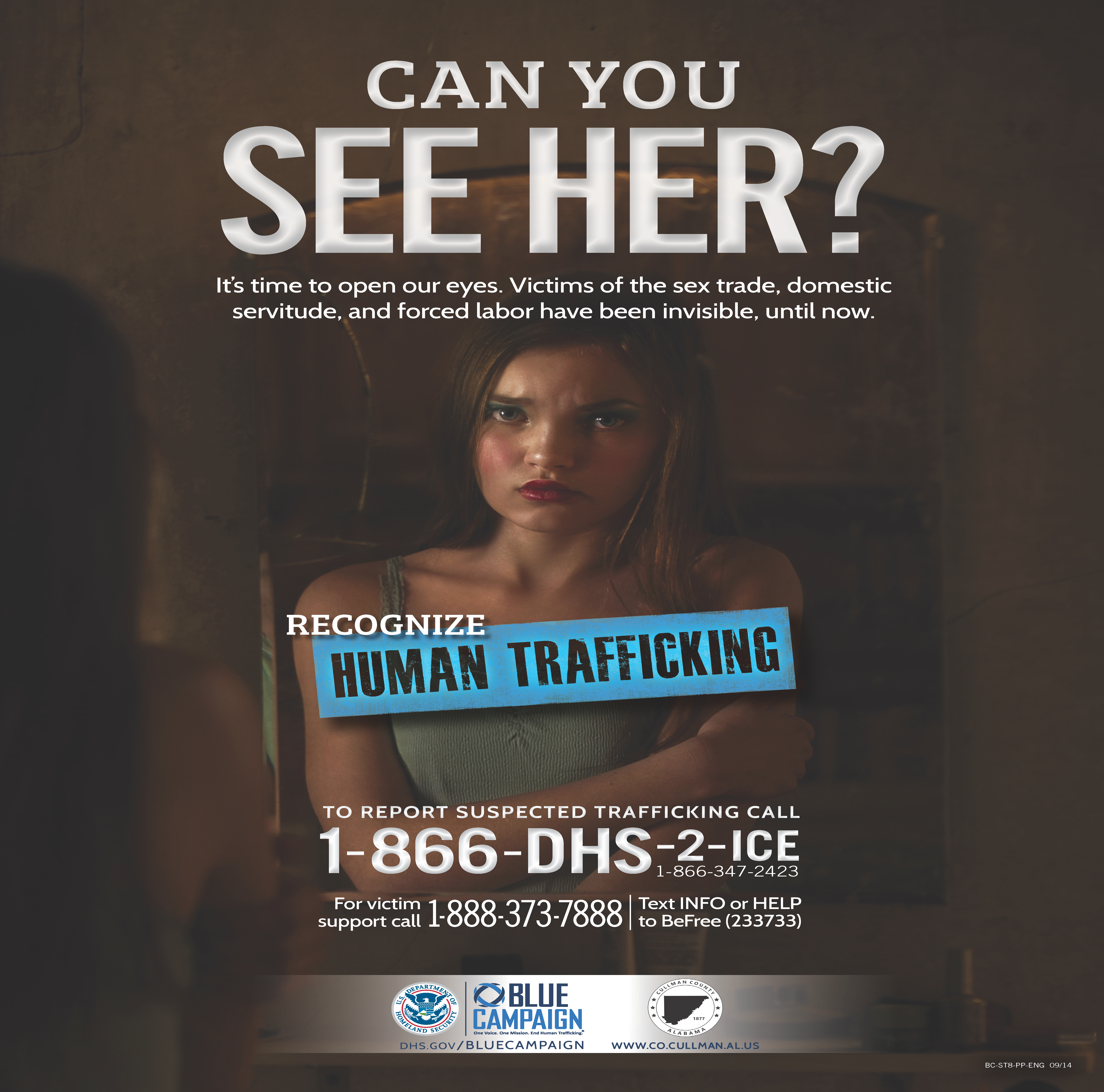 Cullman County Human Trafficking Task Force