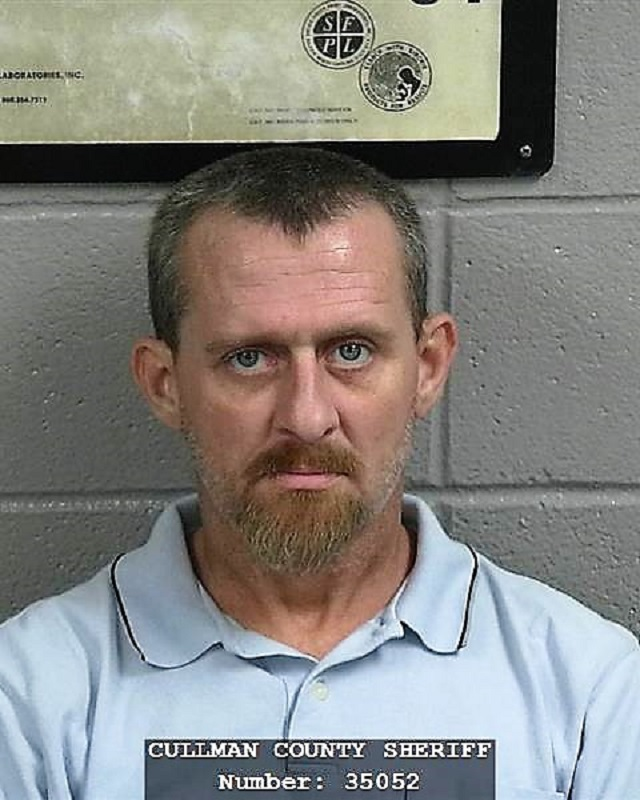 Man in Cullman Co  officer-involved shooting indicted for attempted