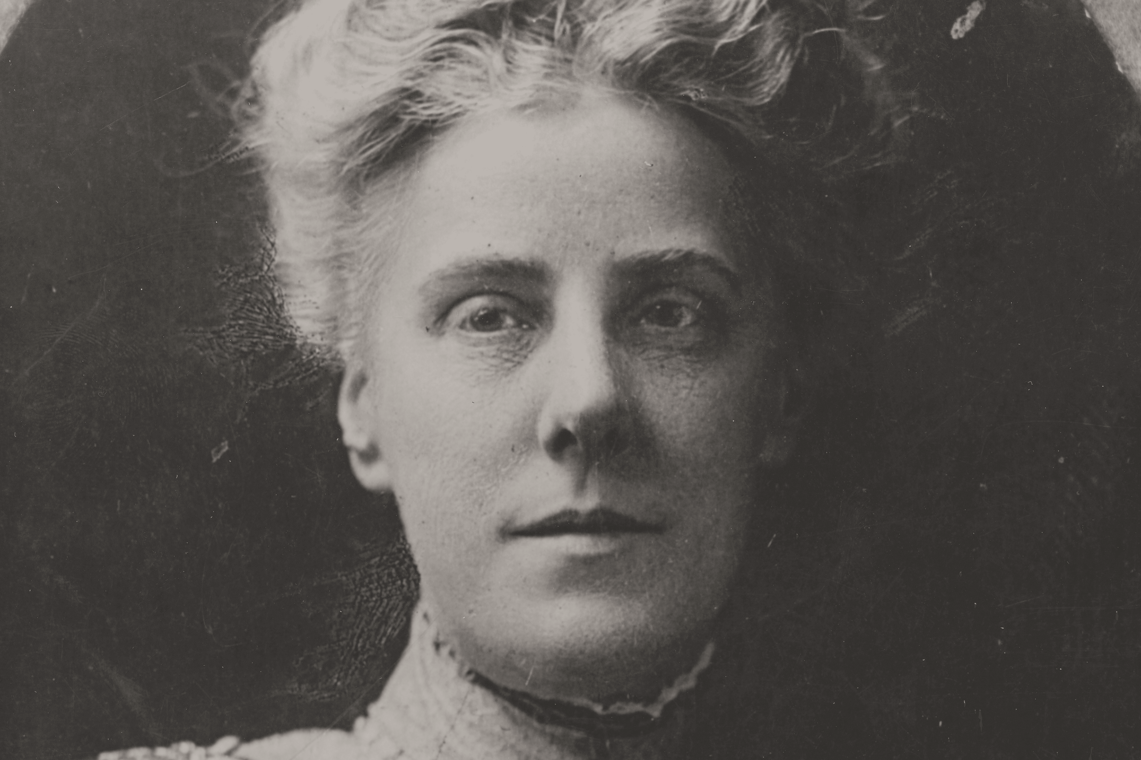 Anna Jarvis, about 1900. FPG / Archive Photos / Getty Images