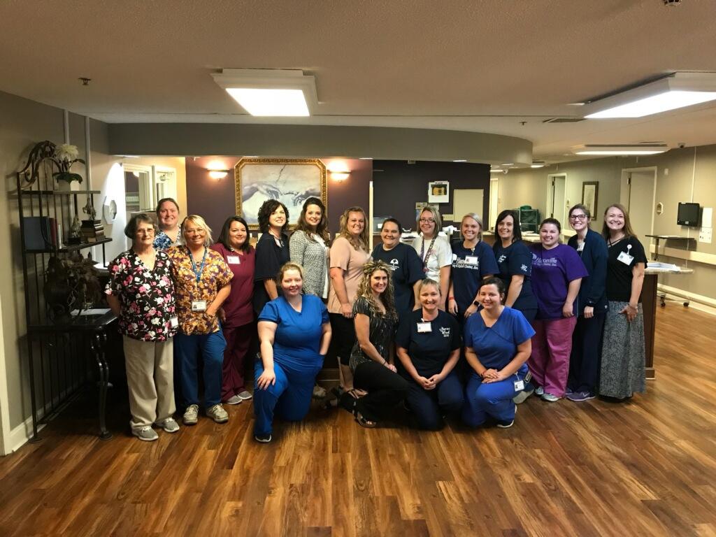 Courtesy of Hanceville Nursing & Rehab Center
