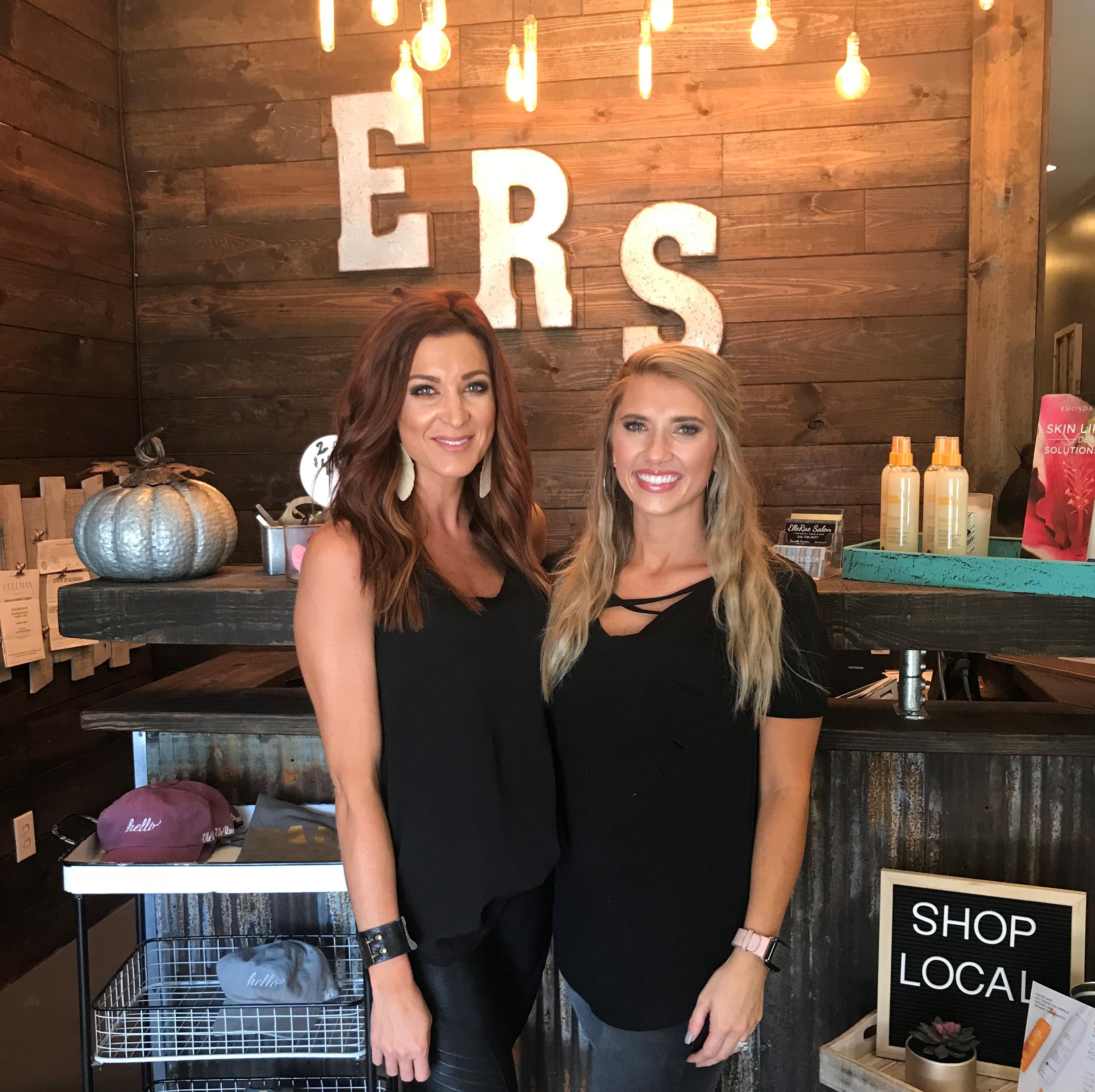 ElleRae Salon opens in new location - The Cullman Tribune