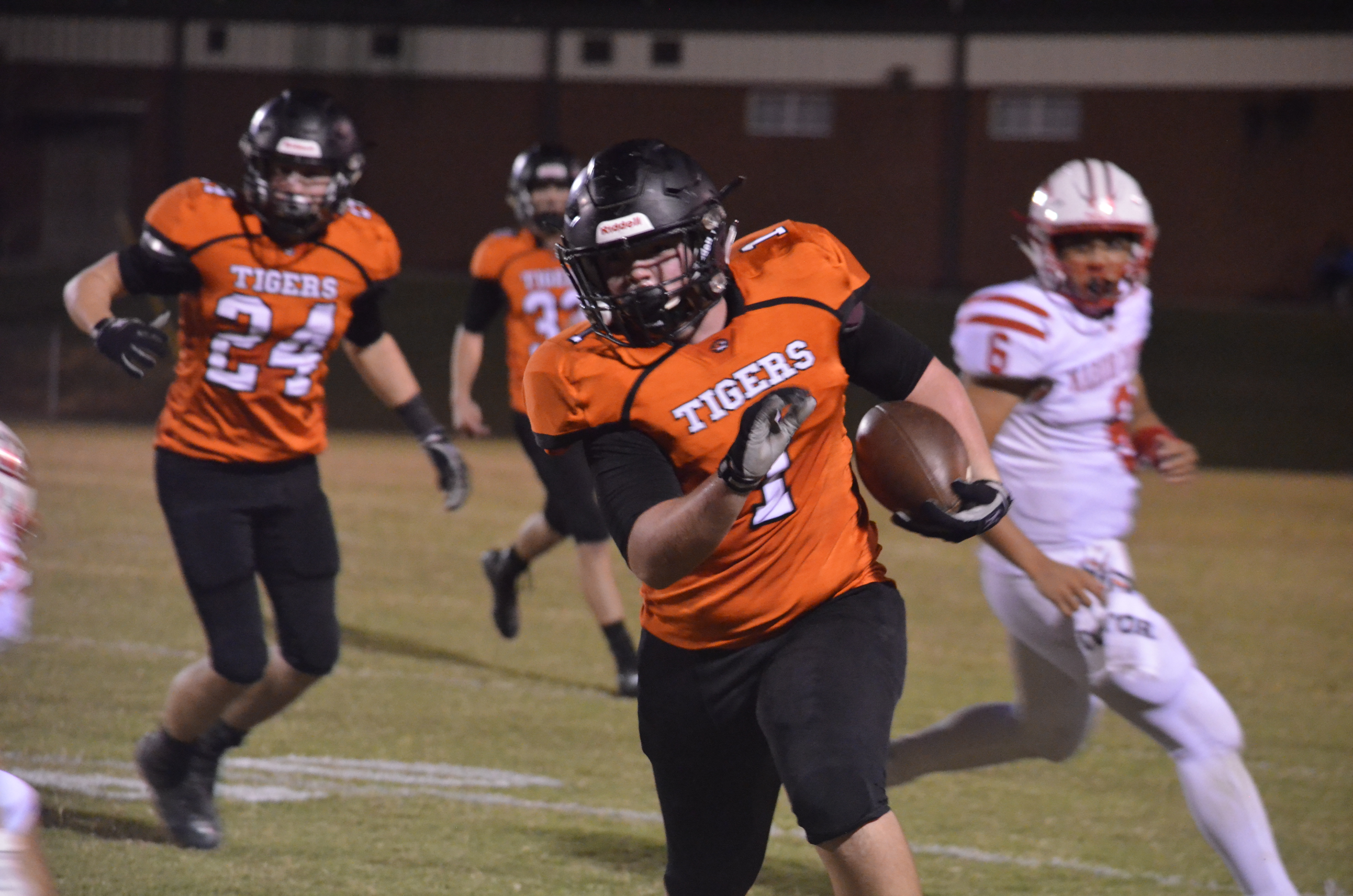Nick Griffin for The Cullman Tribune