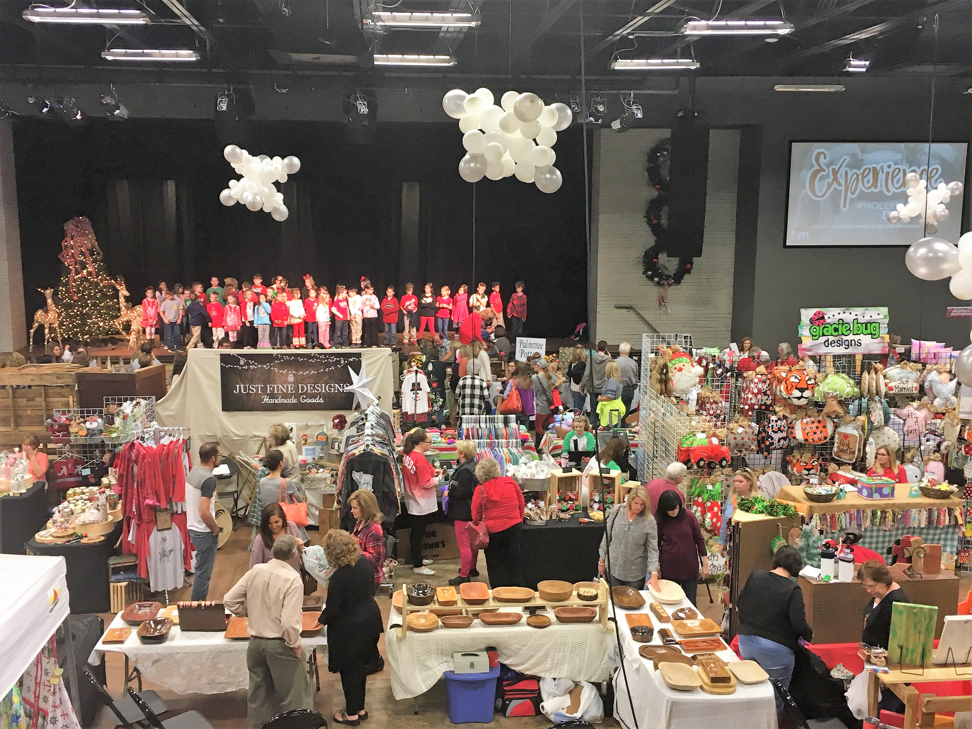 Get Christmas crafty: annual Holly Market Christmas Arts and Crafts Show this Friday and ...