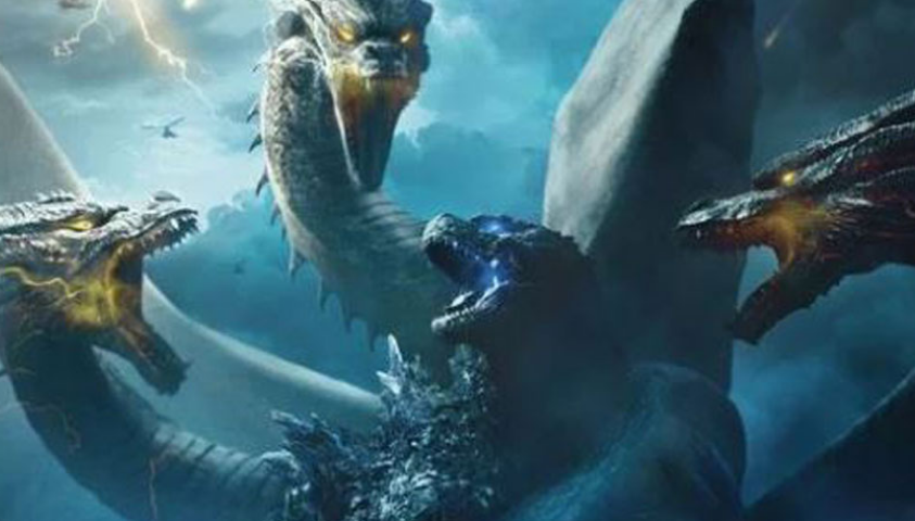 Movie Review Godzilla King Of The Monsters Cliche Drama Epic Action The Cullman Tribune