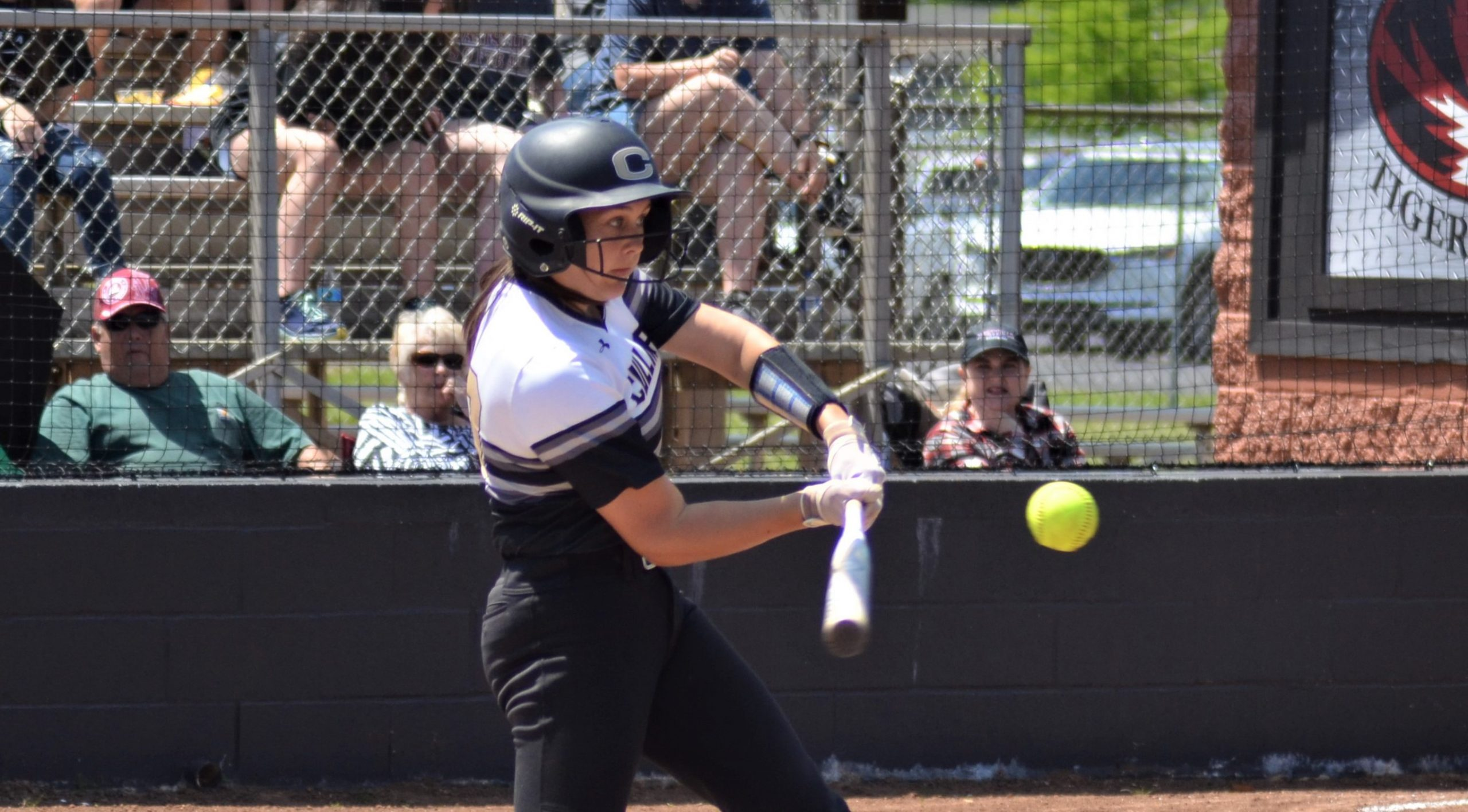 AREA SOFTBALL TOURNAMENT: Lady Bearcats finish area runners-up, advance to North Regional
